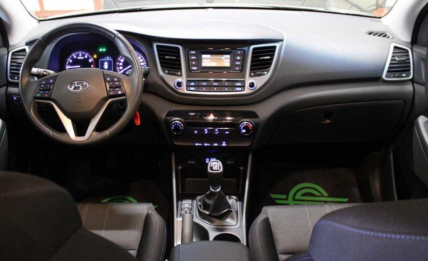 Hyundai Tucson 1.6 GDI Classic BLUETOOTH