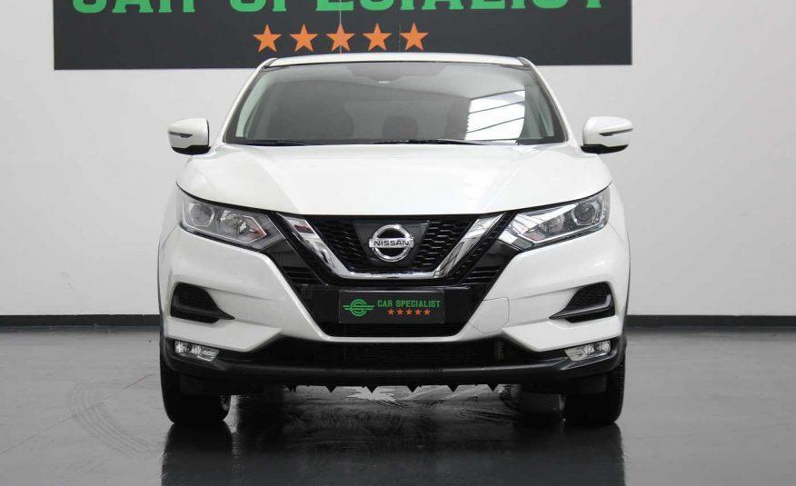 Nissan Qashqai 1.2 DIG-T Visia TAGLIANDI CERTIFICATI – BLUETOOTH