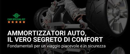 Ammortizzatori auto, il vero segreto di comfort