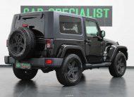Jeep Wrangler 2.8 CRD DPF Sahara GARANZIA