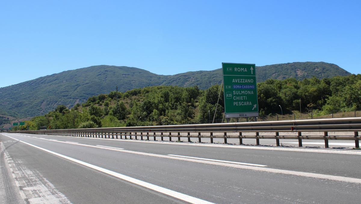 Autostrada italiane