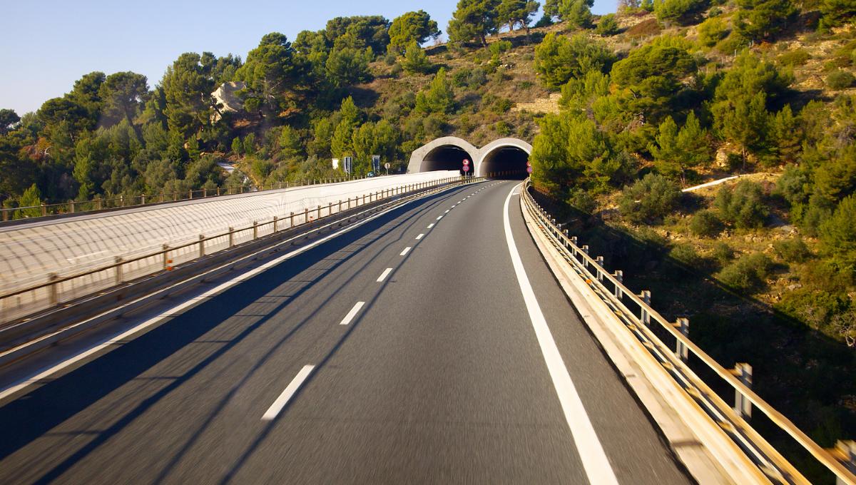 Gallerie autostrada